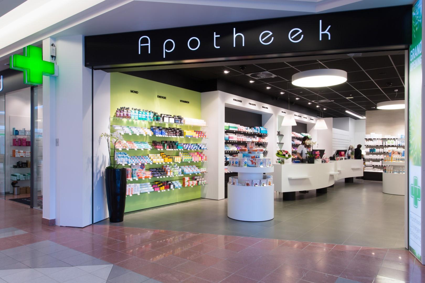 Apotheek Wijnegem Shopping Center Arspharma