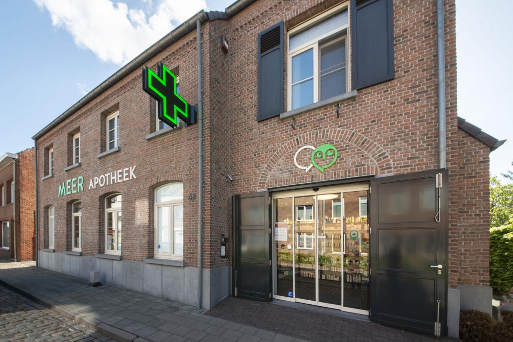 Nieuwe Apotheek in Meer door ArsPharma